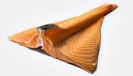 Salmon Plane
