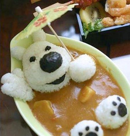 Rice Dog
