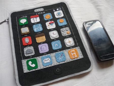 iPad Felt Case
