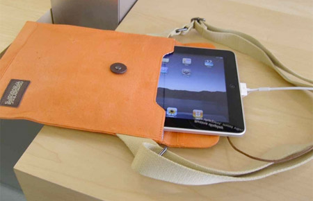 Envelope iPad Bag