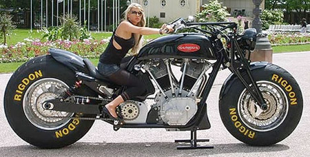 Giant Motorcycle