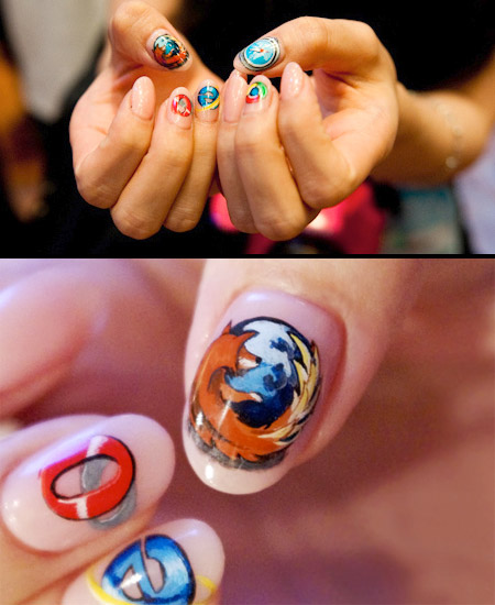 Browser Nails