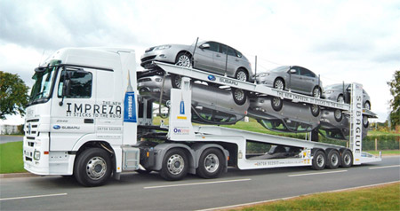 Subaru Truck