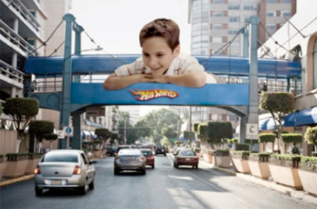 Hot Wheels Bridge