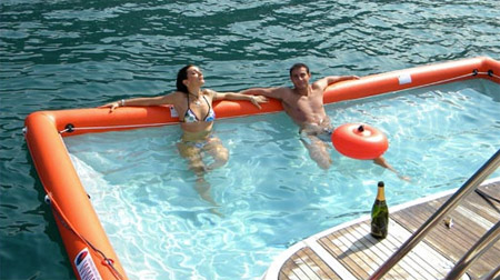 Pool for your Boat