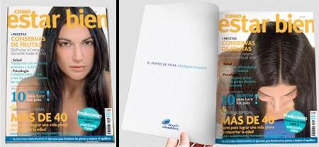 Head & Shoulders Magazine Cover