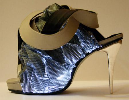 Illuminated Shoes