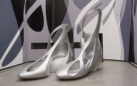 Futuristic Shoes