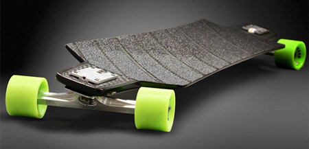 Carbon Fiber Longboard