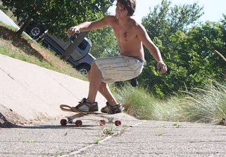 Soularc Skateboard
