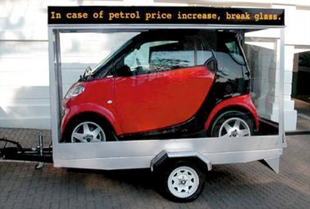 Smart Car Fuel Efficiency
