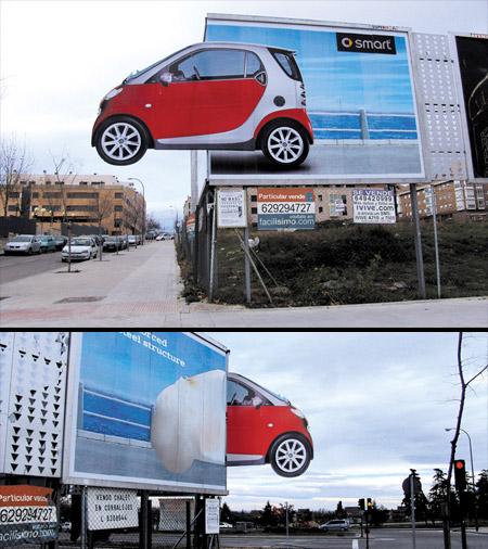 Smart Corner Billboard