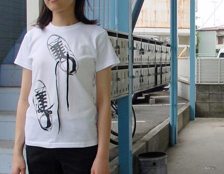Shoelaces T-Shirt