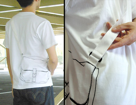 Shoulder Bag T-Shirt