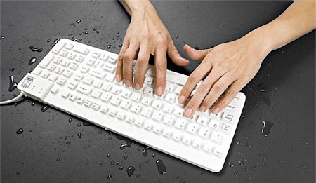 Waterproof Computer Keyboard