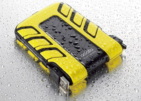 Waterproof Hard Drive