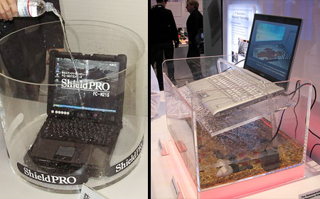 Waterproof Laptop