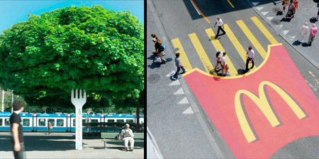 Outdoor Advertising - Street advertising