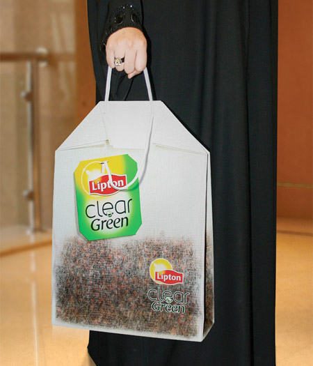 Lipton Shopping Bag