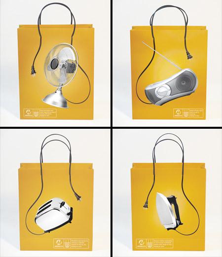 Meralco Shopping Bags