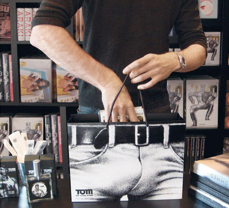 Tom of Finland Shopping Bag