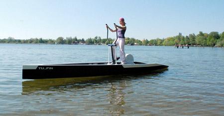Elliptical Boat
