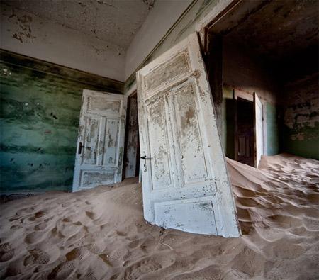 Building in the Desert