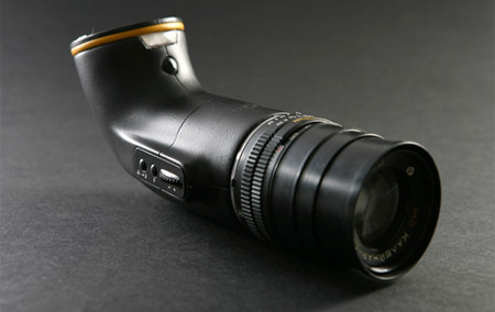 Periscope DSLR Camera