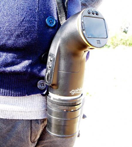 Hip DSLR Camera