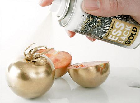 Gold Food Spray