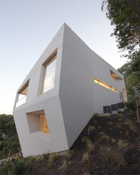 Modern Hill House