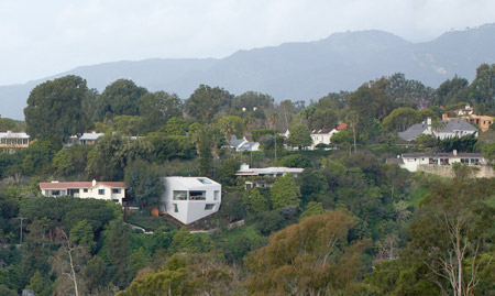 Hill House in LA