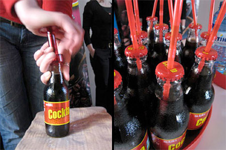 Bottle Cap Punch