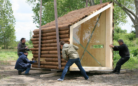 Portable Log Cabin