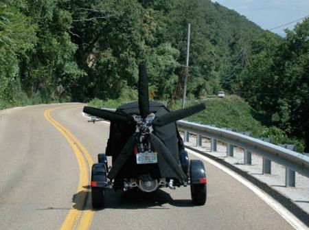 Maverick on the Road