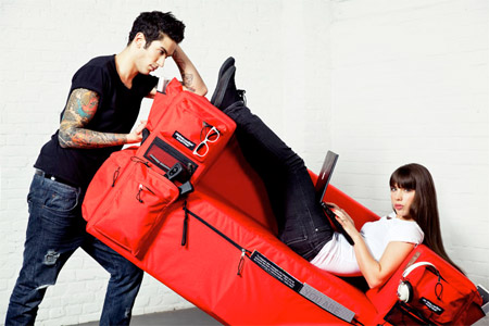 Backpack Sofa