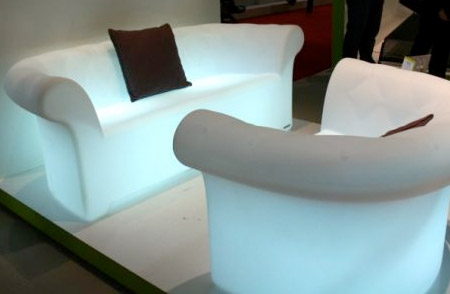 Illuminated Sofa
