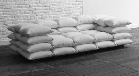 Merveilleux Pillow Sofa