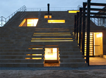 Stairs House