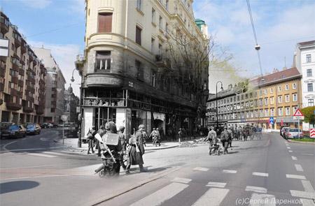 World War II Vienna