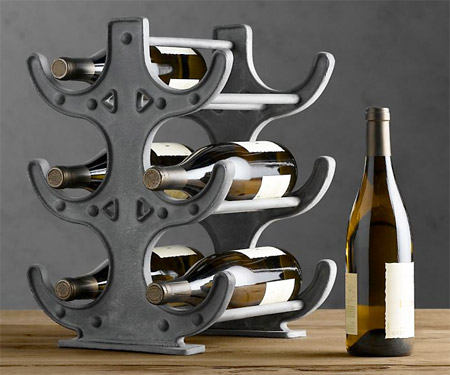 Table Wine Rack