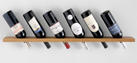 Vineyard Wine Rack