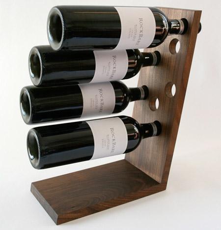 Random Wine Rack
