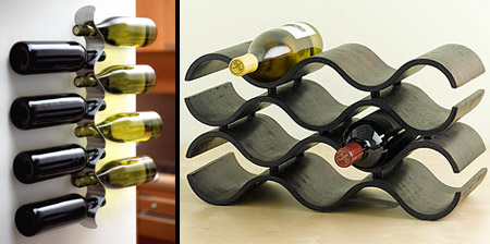 Elegant and Stylish Wine Racks