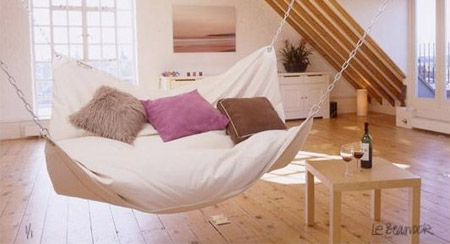 Fetal Position Bed 14 creative and unusual beds