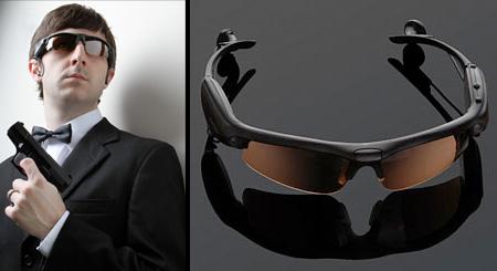 Sunglasses Camera