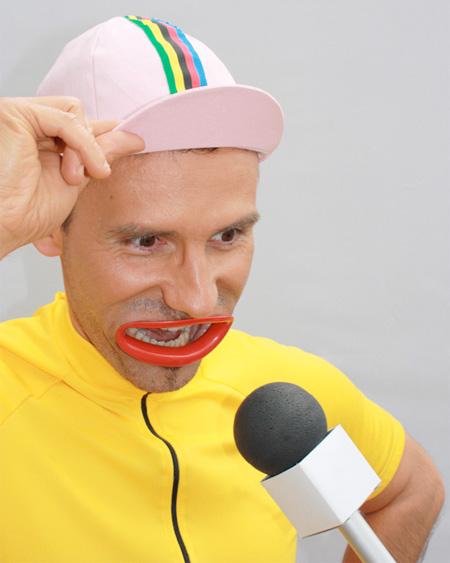 Professional Cyclist