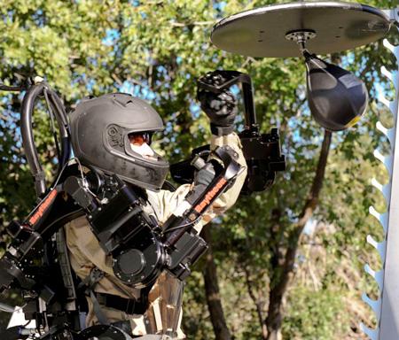 Raytheon Exoskeleton