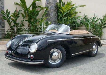 Half Scale Porsche 356