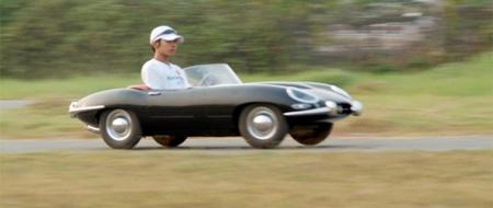 Half Scale Jaguar